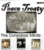 Various - The Conscious Minds - Peace Treaty (Soul Beat) CD